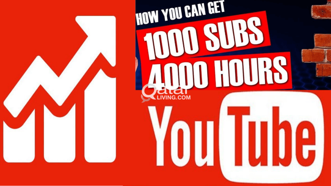 YouTube: how to get 4,000 hours of viewing and monetize?