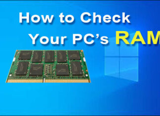 Test RAM