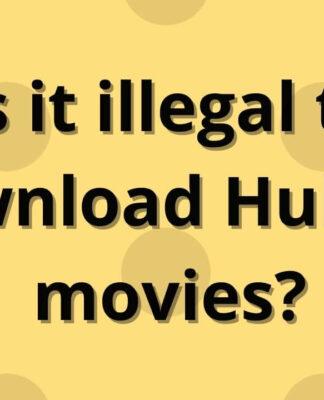 Hubflix illegal