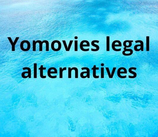Yomovies legal alternatives